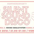 Fr. 14.09.: Silent Sound Disco // Open Air vor der Scheune