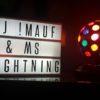 NACHTBADEN! Party mit !mauf und Ms Lightning
